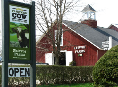 Fairvue Farms store. Photo by Bet Zimmerman.